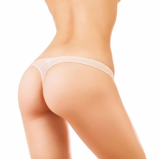 Gluteoplastia de aumento com próteses